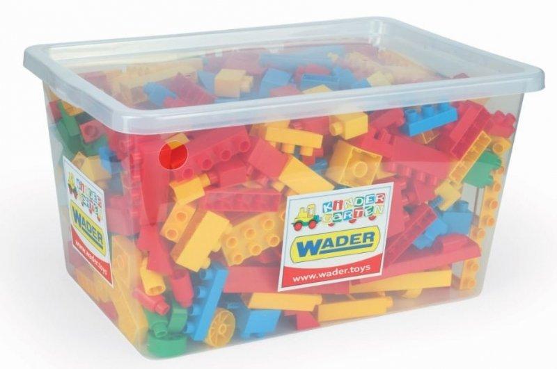 Klocki Blocks 350 szt. WADER 80122