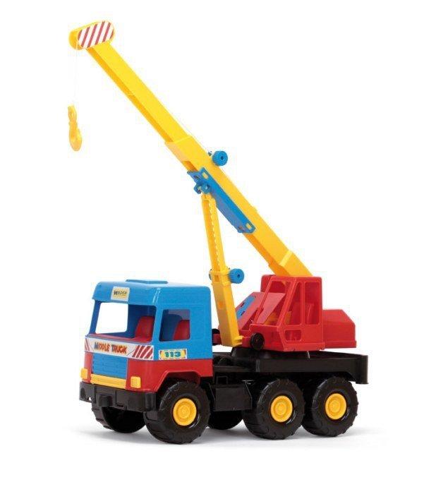 Wader Middle Truck  dźwig - 32360
