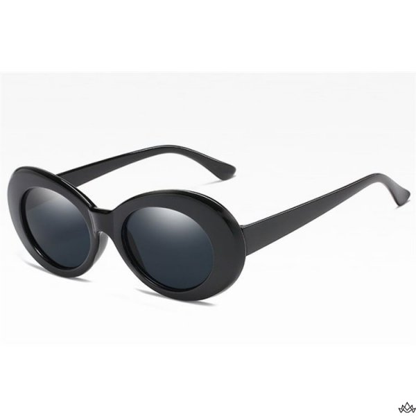 Okulary przeciwsłoneczne czarne OK145WZ1