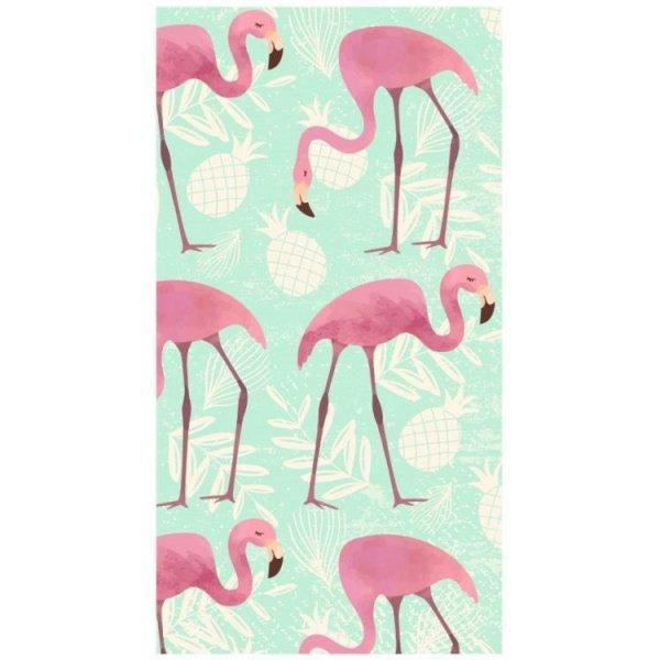 RĘCZNIK PLAŻOWY 170x90 Flamingi REC46WZ9