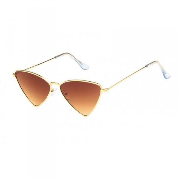 Okulary przeciwsłoneczne unisex romb OK208BR