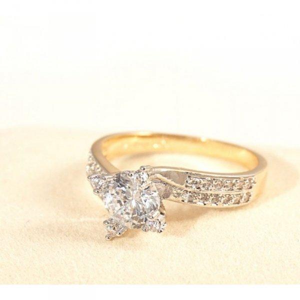 Pierścionek Stal Chirurgiczna 324, Rozmiar pierścionków: US7 EU14