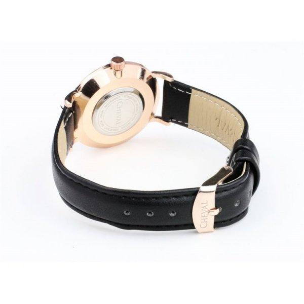 Zegarek Cheval stal mniejszy z378(5)