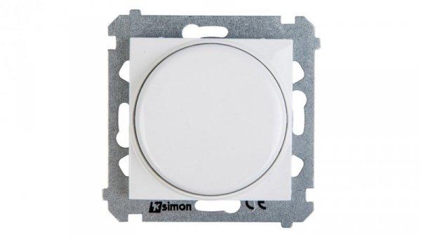 Simon 54 Ściemniacz naciskowo-obrotowy 20-500W biały DS9T.01/11