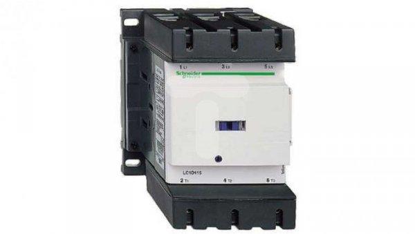 Stycznik mocy 150A 3P 1Z 1R (bez cewki) LC1F150
