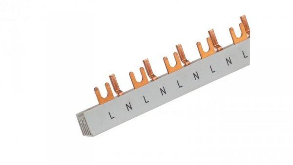 Szyna łączeniowa 1P 80A 16mm2 widełkowa Z-GSV-16/1P+N 271067