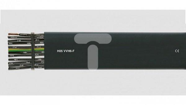 Przewód dźwigowy płaski H07VVH6-F 12G2,5 450/750V 27011 /bębnowy/