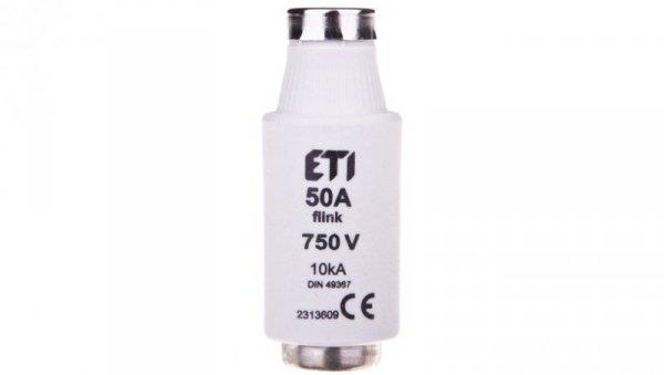 Wkładka bezpiecznikowa 50A DIII gF 750V 002313609