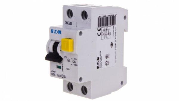 Wyłącznik różnicowo-nadprądowy 2P 16A C 0,3A typ AC CKN6 16/1N/C/03 241172