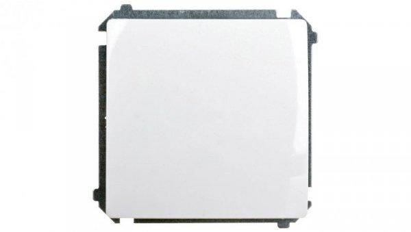 Simon Basic Przycisk pojedynczy zwierny biały IP20 BMP1.01/11