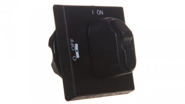 Pokrętło pośrednie czarne IP54 do OT16-80F OHBS1AH 1SCA102680R1001