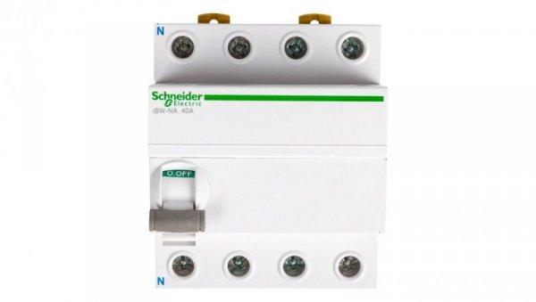 Rozłącznik modułowy 40A 4P iSW-NA (możliwy wyzwalacz) A9S70740