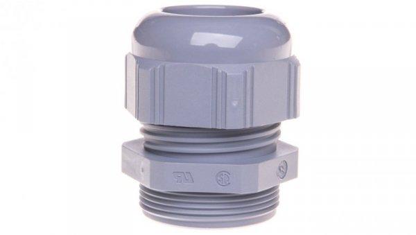 Dławnica kablowa poliamidowa PG29 IP68 SKINTOP STR 29 ciemnoszara 53015160