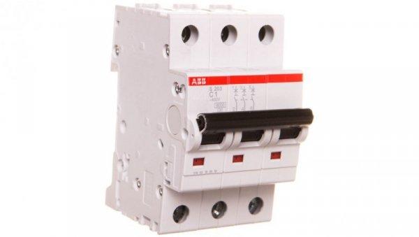 Wyłącznik nadprądowy 3P C 1A 6kA AC S203-C1 2CDS253001R0014