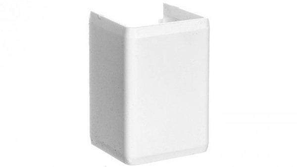 Pokrywa łącząca LHD 20x20mm biała 8622 /100szt./