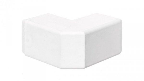 Pokrywa narożna zewnętrzna LHD 20x20mm biała 8626