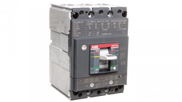 Wyłącznik mocy 3P 40A 36kA XT2N 160 TMA 40-400 3p F F 1SDA067014R1