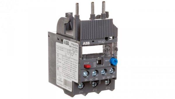 Przekaźnik termiczny 0,55-0,74A TF42-0,74 1SAZ721201R1021