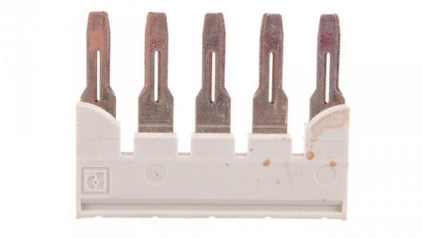 Mostek wtykany 5-biegunowy 8,2mm szary FBS 5-8 GY 3032648 /10szt./