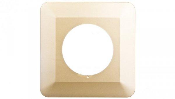 Osłona ściany pojedyncza złota OSX-910-ZLO YNS10000053
