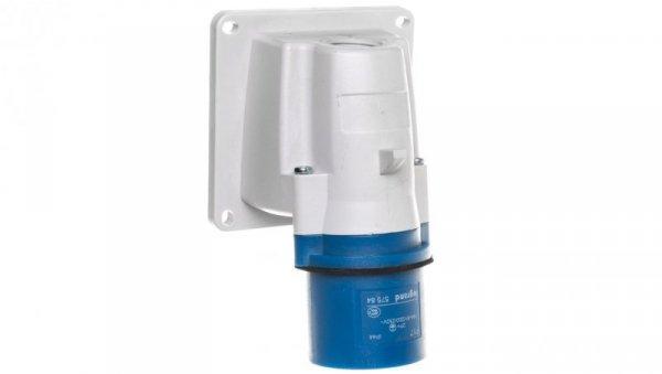 Wtyczka odbiornikowa 3P 16A 230V niebieska IP44 P17 057584