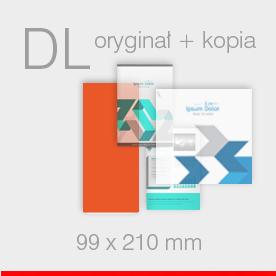 DL - 99 x 210 mm