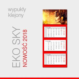 Eko Sky (C33) WYPUKŁY FOLIOWANY