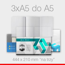 3 x A5 do A5