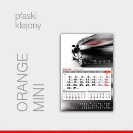 Jednodzielne - ORANGE MINI ORANGE (V6)