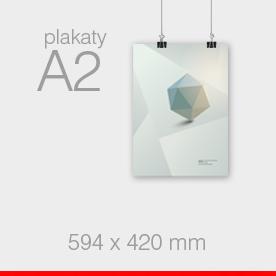 plakaty A2 - 420 x 594 mm