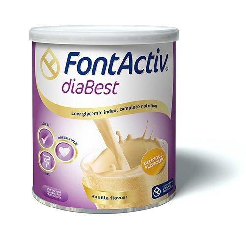 FontActiv diaBest -pełna zbilansowana dieta z błonnikiem   NOWOŚĆ