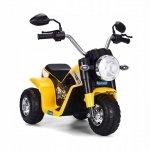 Trójkołowy motocykl elektryczny dla dzieci