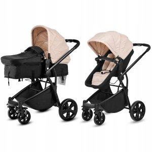 Wózek dziecięcy z gondolą spacerówka 2 w 1