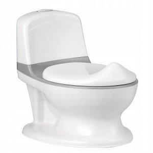 Toaleta edukacyjna ze spłuczką i dźwiękiem
