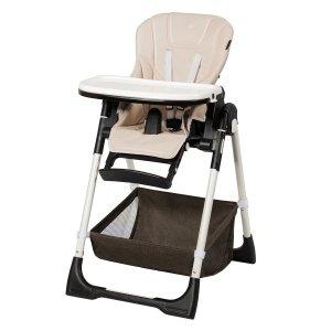 Składany fotelik dla dzieci z tacą do karmienia