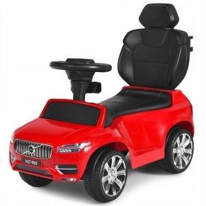 Auto jeździk dla dzieci 3w1 czerwone