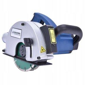 Bruzdownica elektryczna z laserem 1700w