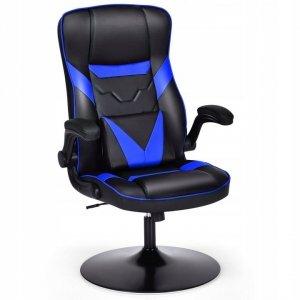Fotel gamingowy obrotowy