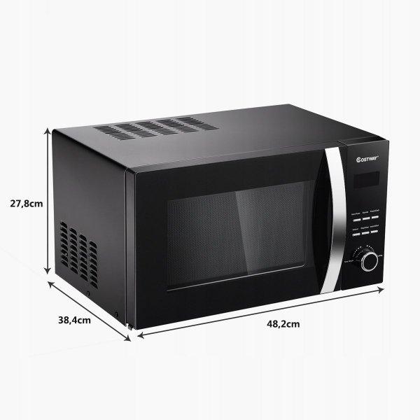 Mikrofalówka kuchenka mikrofalowa 800 w