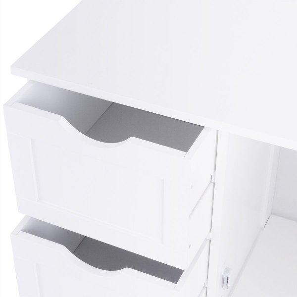 Szafka komoda z 4 szufladami