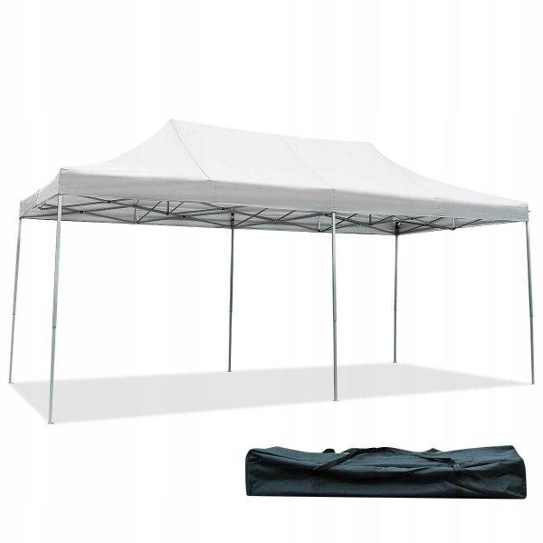 Pawilon ogrodowy namiot imprezowy wodoodporny 3x6m
