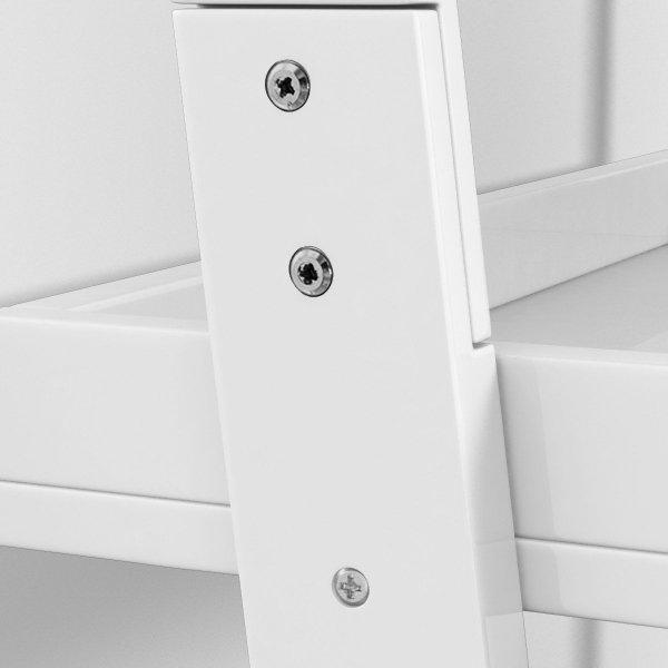 Regał pokojowy drabinka z 5 półkami