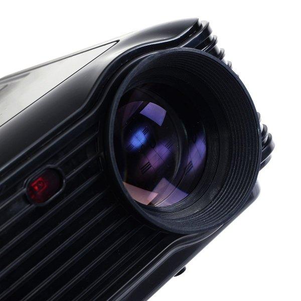 Projektor rzutnik led 3d 2600lm hdmi usb