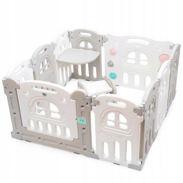 Modułowy kojec dla dzieci
