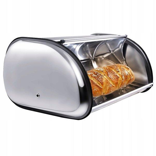Chlebak ze stali nierdzewnej pojemnik na pieczywo