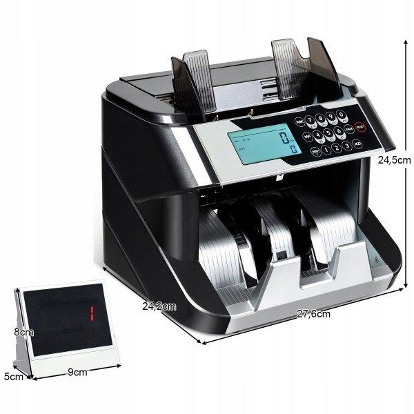 Liczarka banknotów maszynka do liczenia pieniędzy