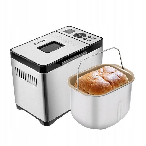 Wypiekacz do chleba ze stali nierdzewnej 650 w