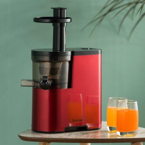 Wyciskarka wolnoobrotowa do soków owoców warzyw