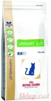 Royal Canin Veterinary Diet Feline Urinary S/O 9kg