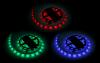 Sznur diodowy 5m Rebel  RGB(150x5060 SMD), wodoodporny -- białe PCB